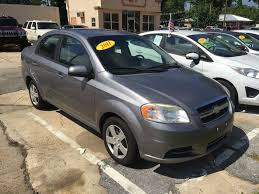 27 Auto Sales: 2011 Chevrolet Aveo - Tallahassee, FL