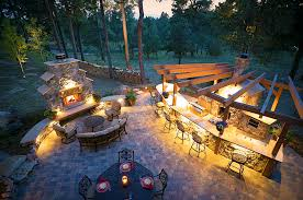 outdoor lighting design ideas backyard landscape lighting