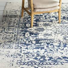 navy and gray rug cream navy area rug reviews main navy and gray ikat rug