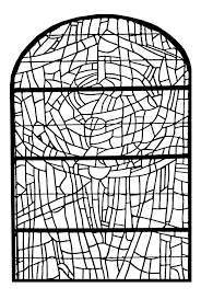 Coloring Page Made From A Modern
