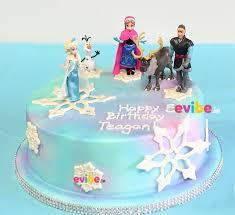 Order Super Frozen Theme Cake Online Birthday Cake In Bangalore