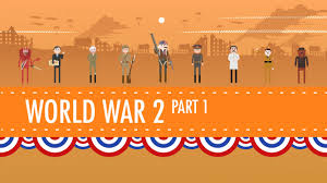 world war ii part crash course us history  world war ii part 1 crash course us history 35