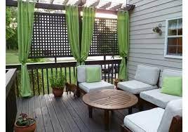 outdoor rooms home deck design