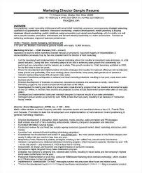 sample resume marketing marketing director resume sample marketing director resume marketing