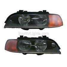 rv dynasty 2000 2001 2002 pair set front lights headlights head lamps rv