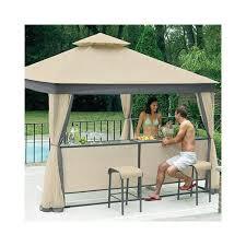 sears monaco gazebo replacement canopy by sears canada augusta gazebo replacement canopy