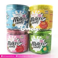 Kẹo sữa mềm Milky candy - Thái Lan - 228g - Omely - Candy & Snack Shop