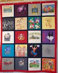 T shirt Quilts & Disney Quilt. Zoom Adamdwight.com