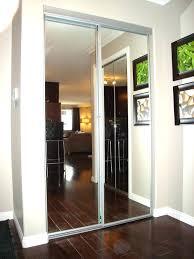mirror closet door interior winsome mirror closet door hardware com doors sliding mirror closet door sliding