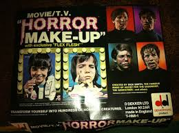 smith s make up kit lon chaney inspired clic horror board