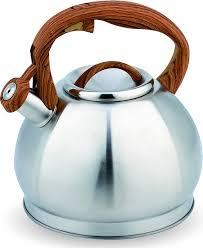 <b>Чайник</b> со свистком <b>Teco TC</b>-<b>121</b> 3 литра, сталь, Теко — Купить в ...