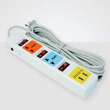 Ổ cắm điện đa năng Honjianda HJD-0733B - Ổ cắm điện