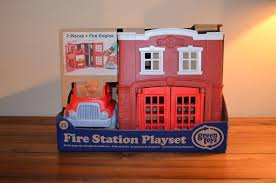 full size of wooden fire station playhouse costco kidkraft green toys design ideas astonishing s details