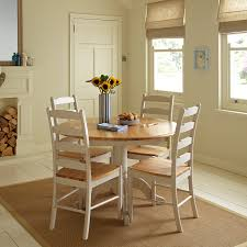 Round Dining Table For 4 Classy Design Ideas Charming Dining ...