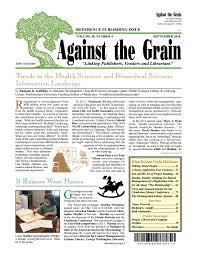 Against The Grain V30 4 September 2018 By Against The Grain Issuu