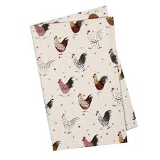 alex clark rooster tea towels from palmers department