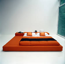 japanese bed frame. Platform Bed With Side Tables AttachedThis Is The Part I Japanese Frame