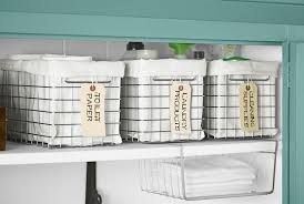 Bathroom Closet Organization Ideas Custom Linen Closet Organization 48 Bestpatogh