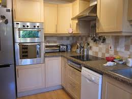2nd Hand Kitchen Appliances Used Kitchen Units With No Appliances Other Than Cooker Hood No