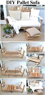 pallet outdoor couch crate and pallet pallet sofa diy pallet sectional