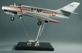 Model Airplane Display Stand