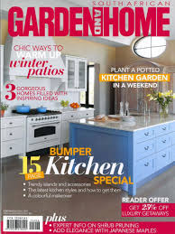 Kitchen Garden Magazine Style Counsel South Africa