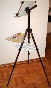 outdoor drawing easel diy iskanje google