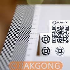 Details About 1pcs Lens Focus Calibration Alignment Af Micro Adjustment Ruler Folding Card