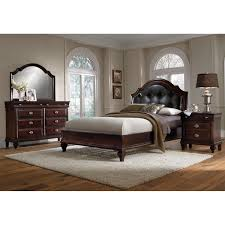 Pulaski Bedroom Furniture Manhattan Queen Bed Cherry Value City Furniture