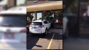 man on his way to take driver s test crashes into greeley dmv 9news