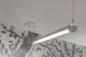 hanging light fixture led fluorescent linear buck d o o