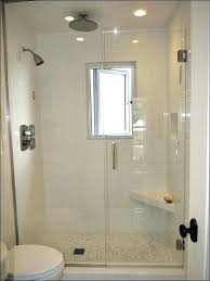 precious solid surface shower surrounds aqua glass shower stalls full size of aqua glass shower shower