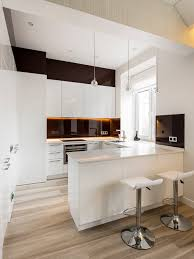 ... Kitchen Small Contemporary Kitchens Design Ideas Incredible On  Pertaining To Modern 12 Neat Small Modern Kitchen ...