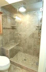 tile stand up shower tile stand up shower standing shower bathroom ideas steam walk in shower
