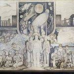 diego rivera murals rockefeller. Fine Murals Diego Rivera Early Sketch Rockefeller Mural Inside Diego Rivera Murals A