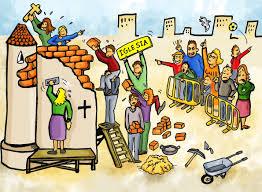 Resultado de imagen de laicos comprometidos en la Iglesia