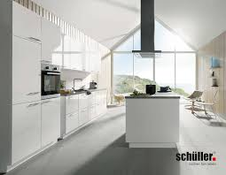 Beautiful Küche Grau Hochglanz Ideas House Design Ideas