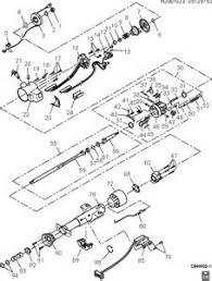 similiar tilt steering column keywords tilt steering column diagram ford steering column exploded view gm