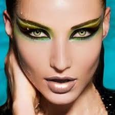 makeup ideas exotic