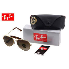 rayban fashion leather craft sunglasses brown ping deals stanping deals stan
