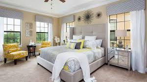 Gray And Yellow Master Bedroom Ideas