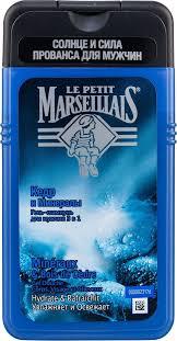 Le Petit Marseillais <b>Гель</b>-<b>шампунь для мужчин Кедр</b> и минералы ...