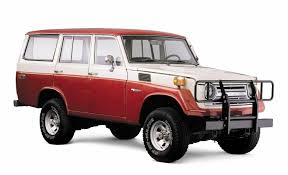 Toyota Introduces New 60th Anniversary Land Cruiser Models ...