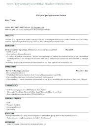 Sample Resume Mba Resume For Application Sample Resume Application