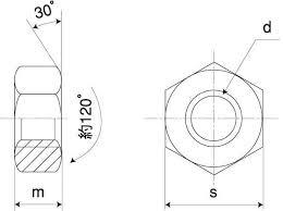 「六角ナット2種」の画像検索結果