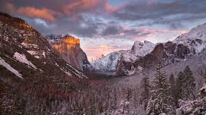Yosemite National Park - 3840x2160 ...