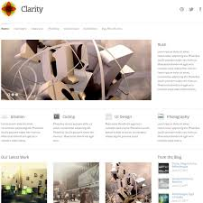 Clarity Wordpress Theme Best Wordpress Themes 2018