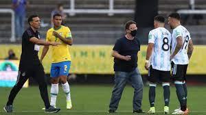 Brezilya-Arjantin maçında sınır dışı krizi: Karşılaşma ertelendi