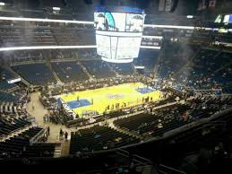 Amway Arena Seating Chart With Rows Amway Center Section 212 Home Of Orlando Predators