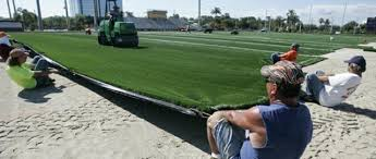 artificial football turf. New Football Fields: Replacing Grass With Artificial Turf To Cost Collier Schools Over $6M M